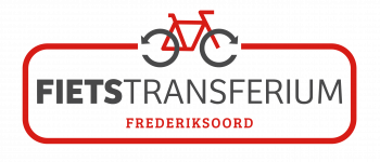 Fiets Transferium Logo Frederiksoord trans