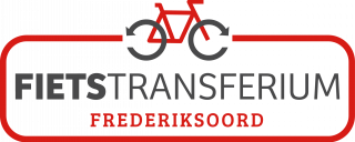 Logos Fietstransferium Frederiksoord